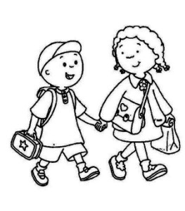 Going-Back-to-School-with-Brother-and-Sister-Coloring-Page-300x342