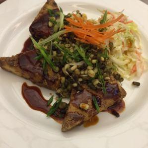 Grilled Tofu Steak - Chennaifocus.in