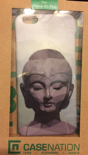 Iphone 6S Plus Buddha Mobile Case