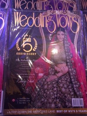 Wedding Vows Magazine - Chennaifocus.in