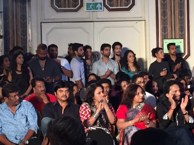 FPW 2016 Actor Parthipan - Chennaifocus.in