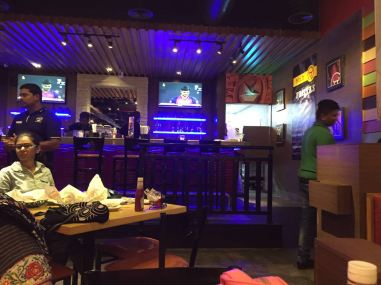 Chilis EA Mall Chennai - Chennaifocus.in