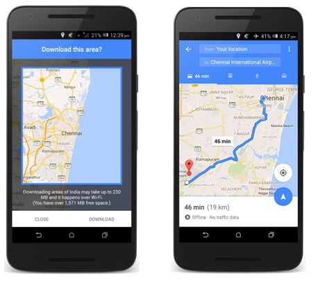 Latest Google Maps Introduces Better Features and Navigation ... on