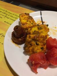 Mushroom Grilled - Absolute Barbecues - Chennai Focus