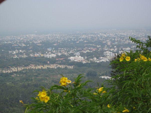 A_view_from_chamundi_hills