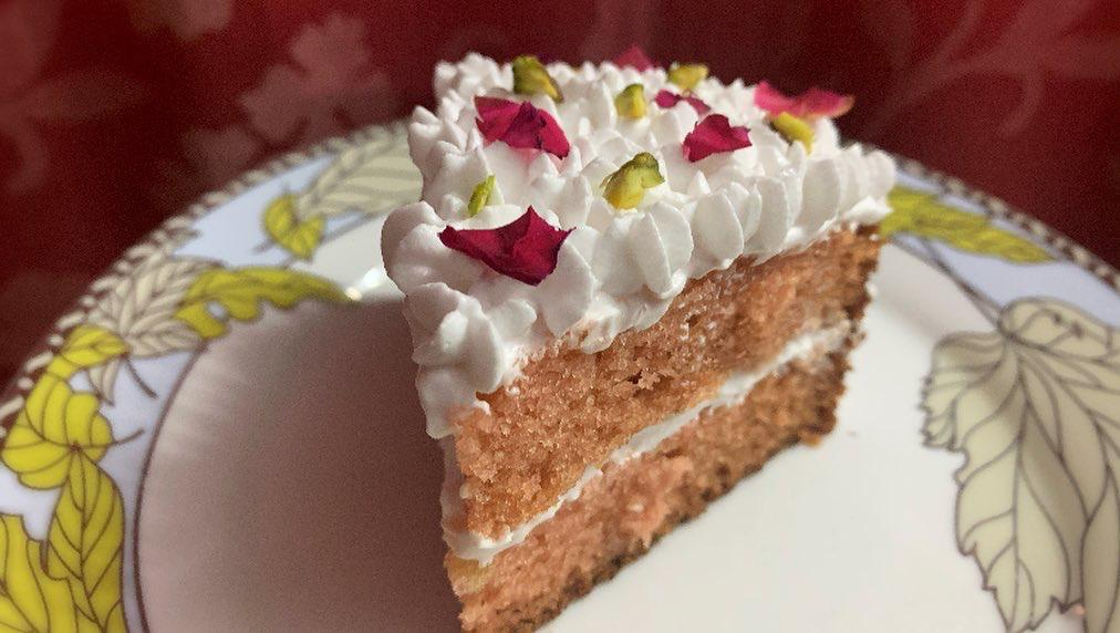 Get the Taste of Rose Tres Leches , a Mediterranean Delight in Chennai